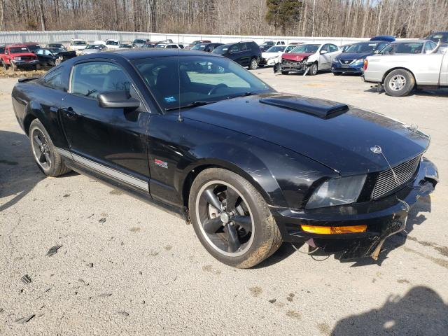 Ford Mustang GT salvage cars for sale: 2007 Ford Mustang GT
