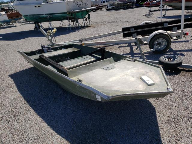 Salvage cars for sale from Copart Harleyville, SC: 2007 Alumacraft Boat