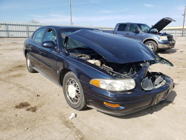 Salvage cars for sale from Copart Lexington, KY: 2004 Buick Lesabre LI