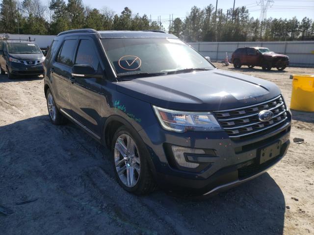 2017 Ford Explorer X en venta en Charles City, VA