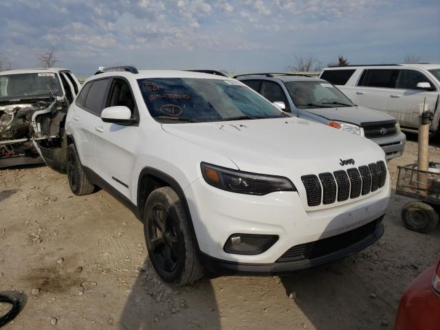 Salvage cars for sale from Copart Kansas City, KS: 2020 Jeep Cherokee L