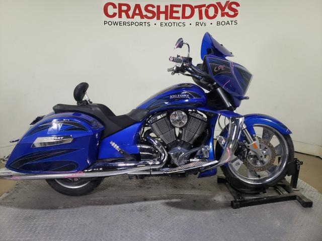 Victory salvage cars for sale: 2012 Victory Cness Cros