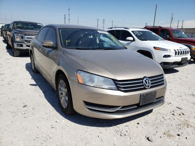 Volkswagen salvage cars for sale: 2015 Volkswagen Passat S
