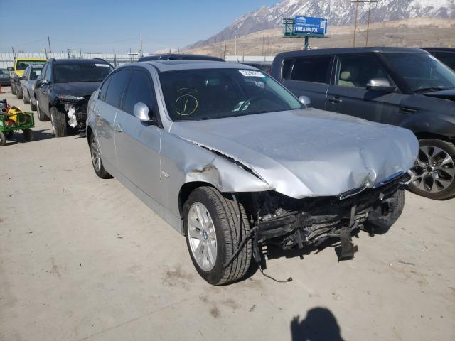 Salvage cars for sale from Copart Farr West, UT: 2007 BMW 328 XI