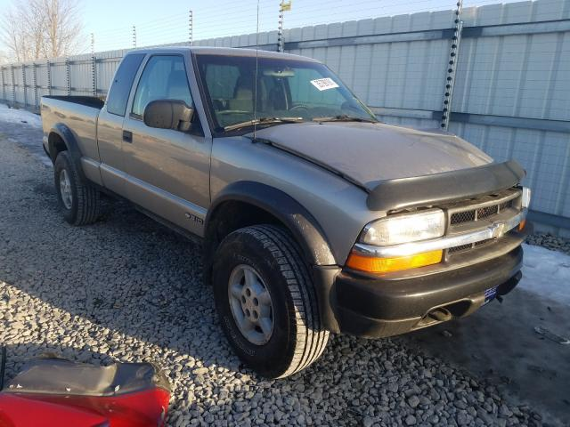 Salvage cars for sale from Copart Appleton, WI: 1999 Chevrolet S Truck S1