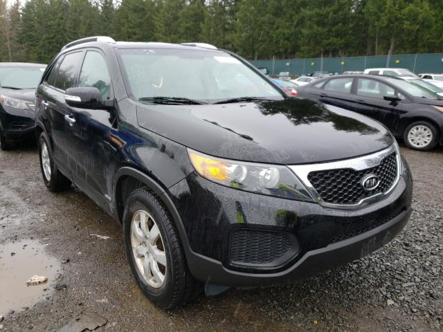 Salvage cars for sale from Copart Graham, WA: 2012 KIA Sorento BA