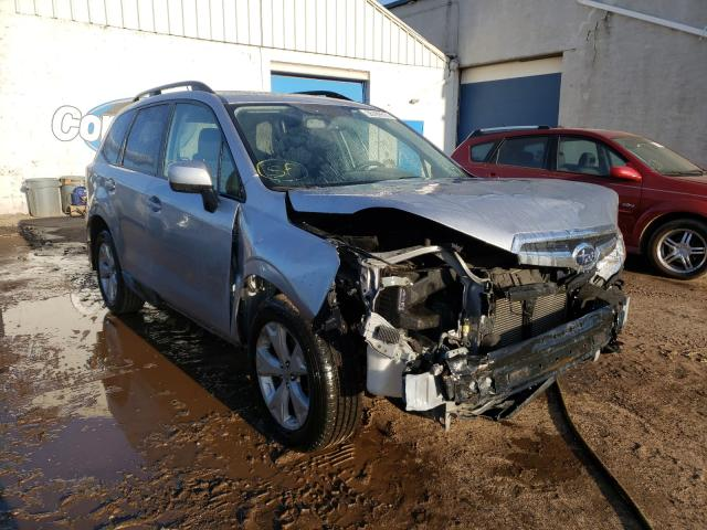 Salvage cars for sale from Copart Hillsborough, NJ: 2014 Subaru Forester 2