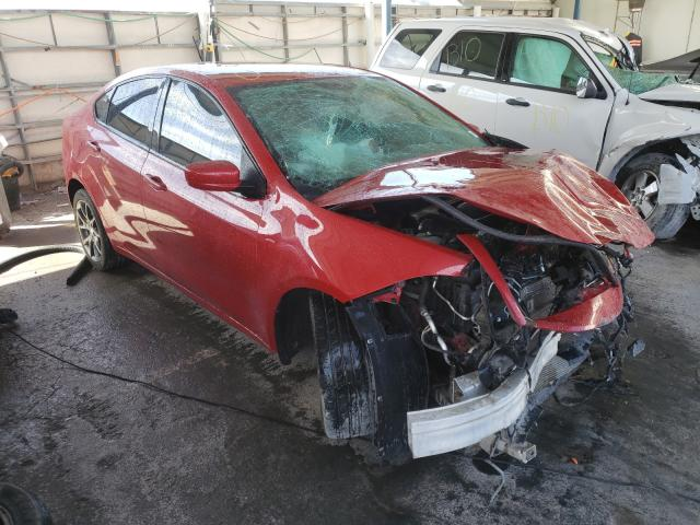 Dodge Dart salvage cars for sale: 2013 Dodge Dart