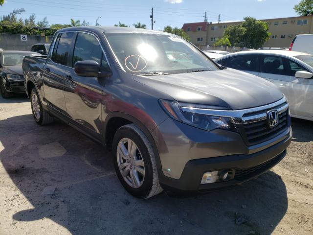 Honda Ridgeline salvage cars for sale: 2019 Honda Ridgeline