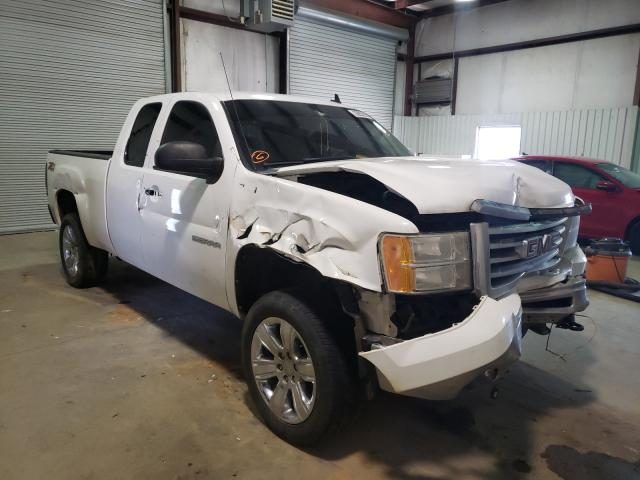 Salvage cars for sale from Copart Lufkin, TX: 2011 GMC Sierra K15