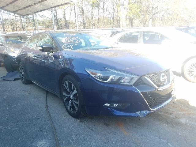 2018 Nissan Maxima 3.5 for sale in Austell, GA
