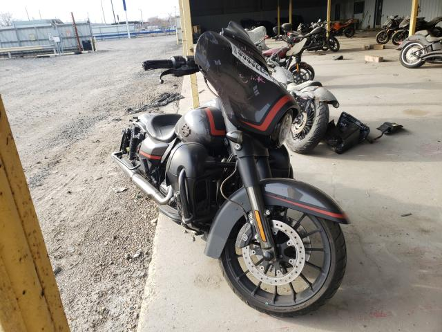 Salvage cars for sale from Copart Corpus Christi, TX: 2018 Harley-Davidson Flhxse CVO