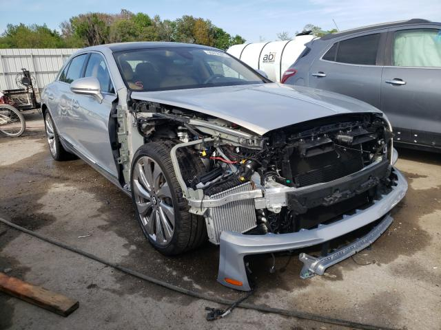 Bentley Vehiculos salvage en venta: 2021 Bentley Flying SPU
