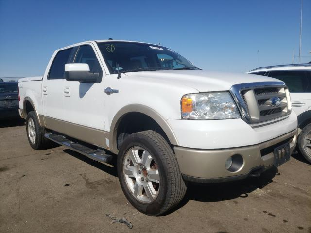 Salvage cars for sale from Copart Moraine, OH: 2007 Ford F150 Super