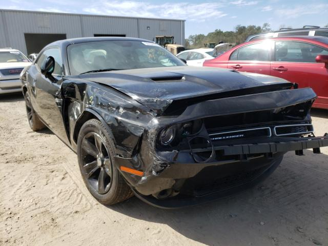 Salvage cars for sale from Copart Jacksonville, FL: 2019 Dodge Challenger