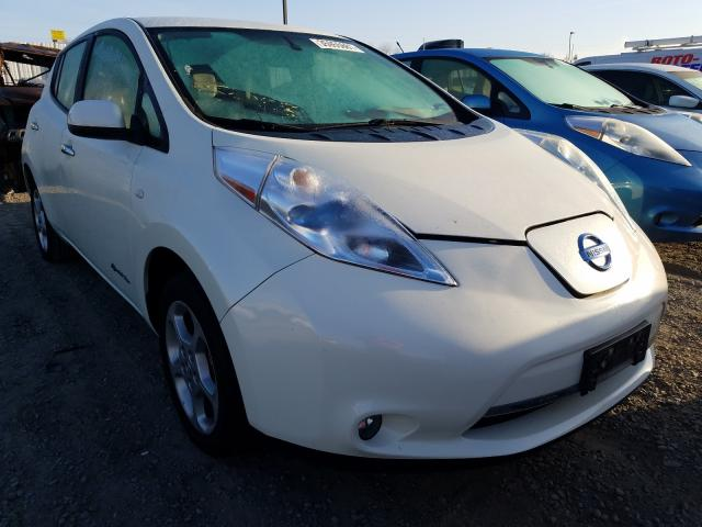 Nissan salvage cars for sale: 2011 Nissan Leaf SV