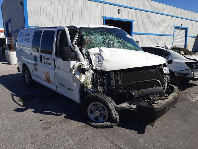 Chevrolet Express salvage cars for sale: 2006 Chevrolet Express