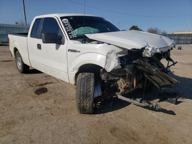 Salvage cars for sale from Copart Lexington, KY: 2011 Ford F150 Super