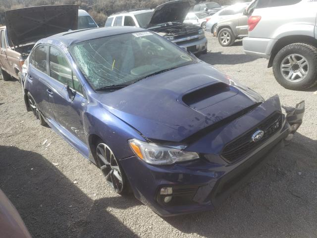 Salvage cars for sale from Copart Reno, NV: 2018 Subaru WRX Premium