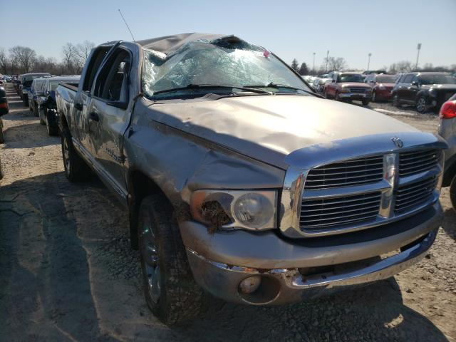 Salvage cars for sale from Copart Columbus, OH: 2005 Dodge RAM 1500 S