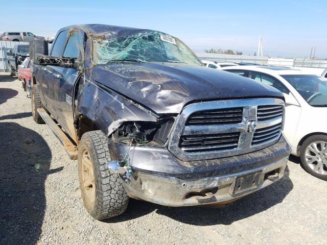 Salvage cars for sale from Copart Anderson, CA: 2015 Dodge RAM 1500 SLT