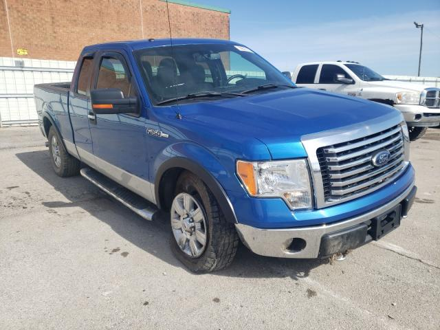 Salvage 2012 FORD F-150 - Small image. Lot 35923191