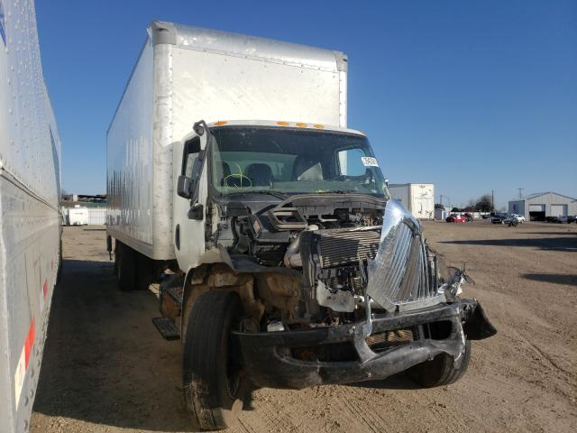 International MV607 salvage cars for sale: 2020 International MV607