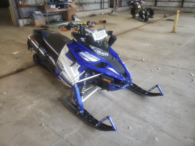 Salvage cars for sale from Copart Candia, NH: 2017 Yamaha Sidewinder