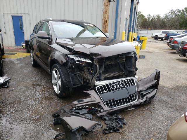 Audi salvage cars for sale: 2011 Audi Q7 Prestige