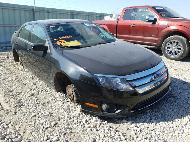 Salvage cars for sale from Copart Kansas City, KS: 2011 Ford Fusion SE