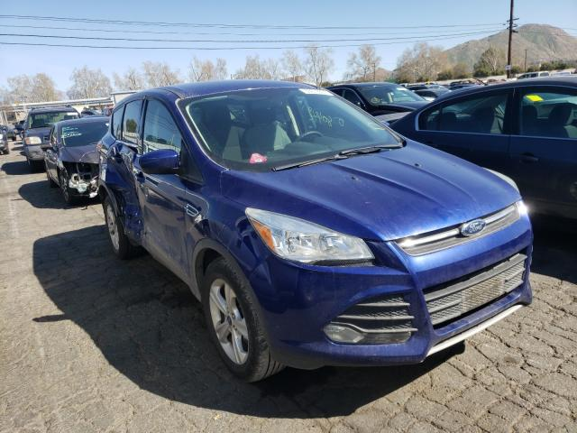 Salvage cars for sale from Copart Colton, CA: 2014 Ford Escape SE