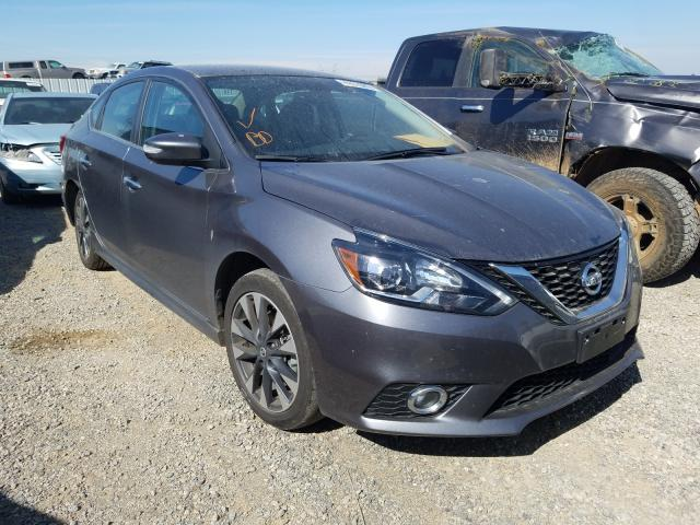 Salvage cars for sale from Copart Anderson, CA: 2019 Nissan Sentra S