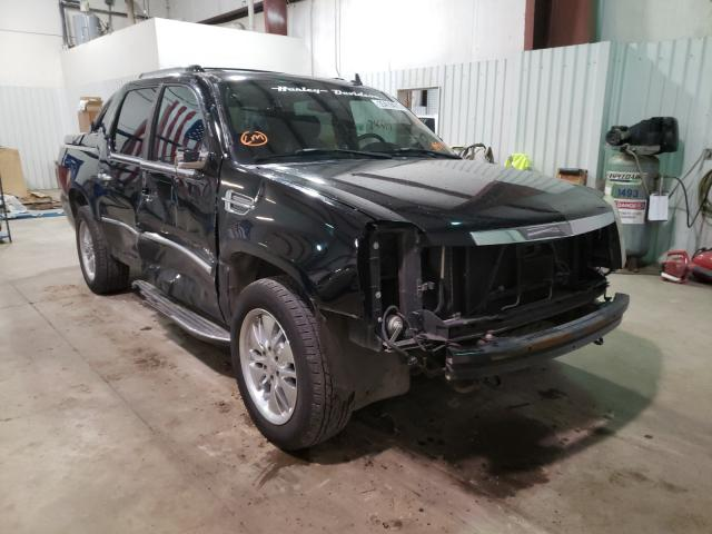 Salvage cars for sale from Copart Lufkin, TX: 2007 Cadillac Escalade E