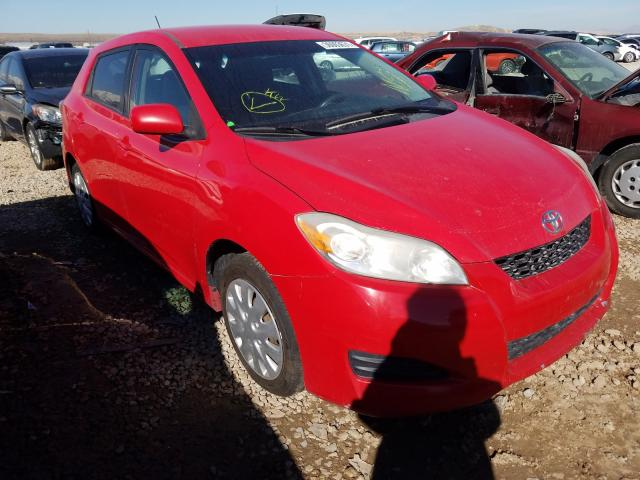 Salvage cars for sale from Copart Magna, UT: 2009 Toyota Corolla MA