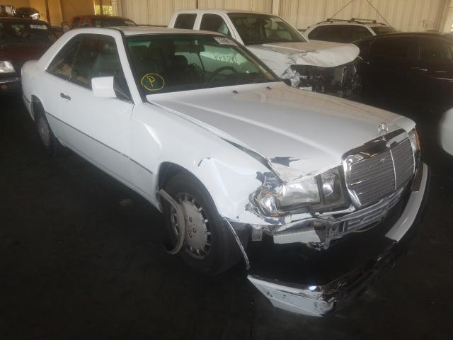 Mercedes-Benz 300 CE salvage cars for sale: 1992 Mercedes-Benz 300 CE