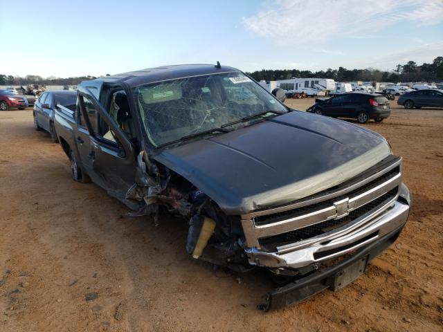 Salvage cars for sale from Copart Longview, TX: 2011 Chevrolet Silverado