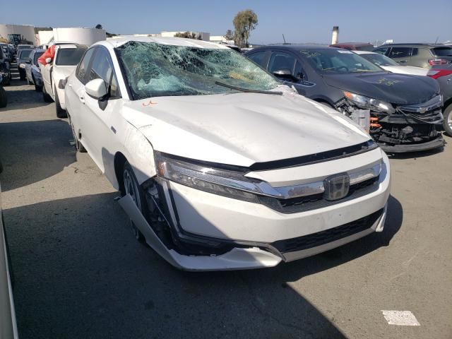 Honda Clarity salvage cars for sale: 2020 Honda Clarity