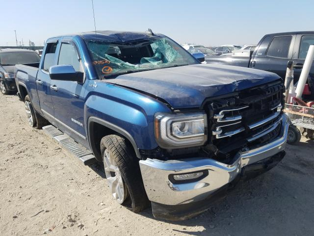Vehiculos salvage en venta de Copart Kansas City, KS: 2017 GMC Sierra K15