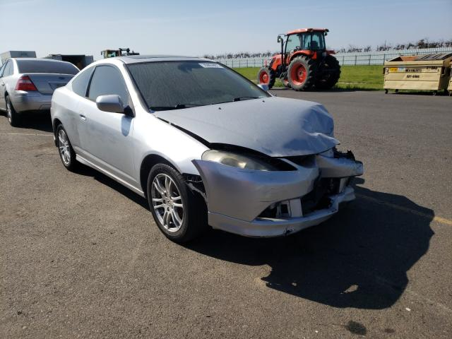 Salvage cars for sale from Copart Sacramento, CA: 2006 Acura RSX