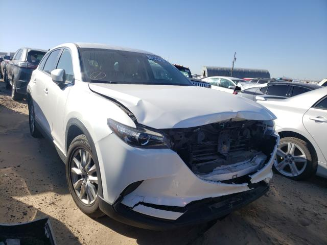 Salvage cars for sale from Copart Albuquerque, NM: 2016 Mazda CX-9 Touring