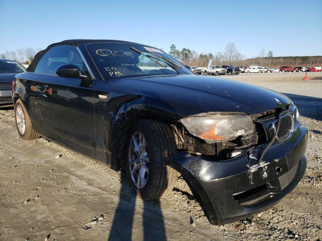 BMW 128 I salvage cars for sale: 2008 BMW 128 I