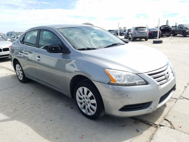 2014 Nissan Sentra S for sale in New Orleans, LA