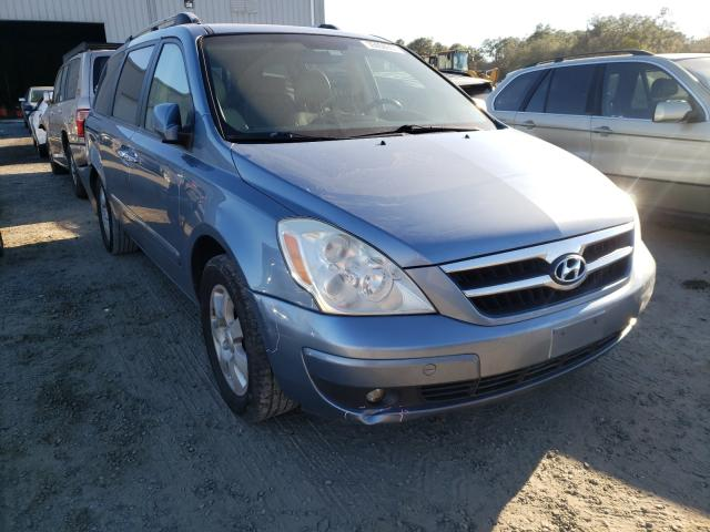 Hyundai Entourage salvage cars for sale: 2007 Hyundai Entourage