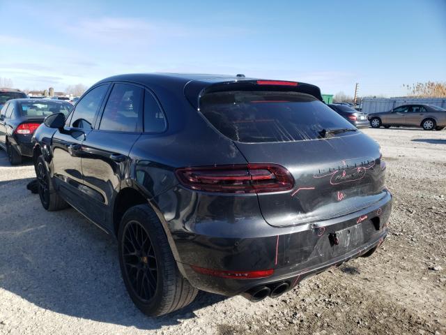 2018 Porsche MACAN | Vin: WP1AG2A59JLB64769