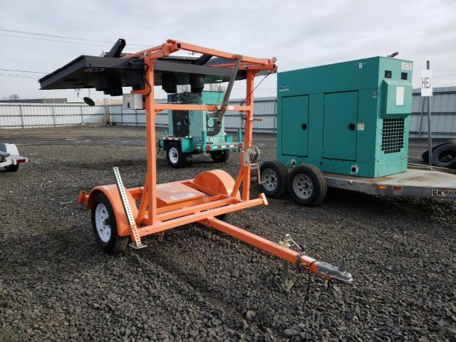 Salvage cars for sale from Copart Airway Heights, WA: 2010 Utility Marker BRD