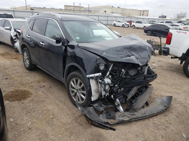 Salvage cars for sale from Copart Mercedes, TX: 2019 Nissan Rogue S