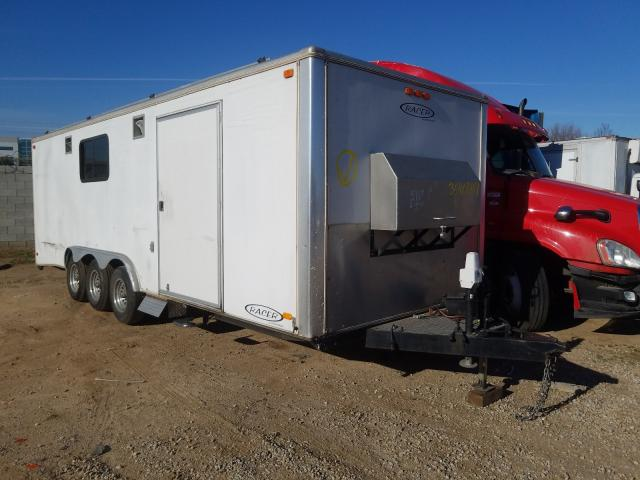 Carson salvage cars for sale: 2002 Carson Trailer