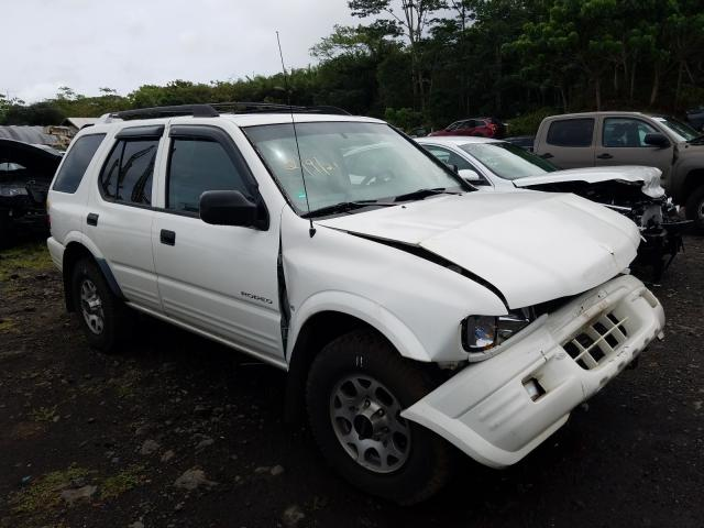 Salvage cars for sale from Copart Kapolei, HI: 1998 Isuzu Rodeo S