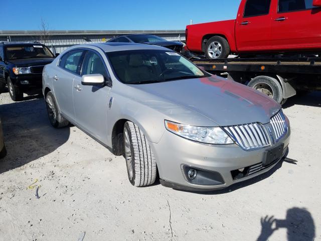 Lincoln Vehiculos salvage en venta: 2009 Lincoln MKS