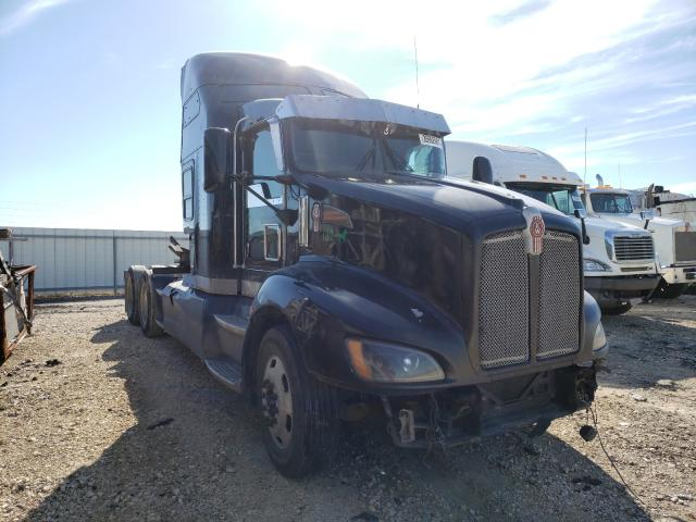 Salvage cars for sale from Copart Temple, TX: 2011 Kenworth Construction